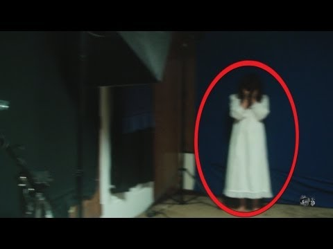 Real Ghost Girl Pictures ▶ The Haunting Tape 15 Ghost