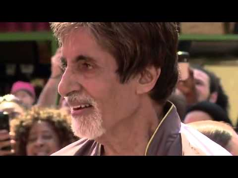 Amitabh Bachan,London Olympic Torch 2012