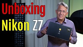 Nikon Z7 Unboxing - Deutsch