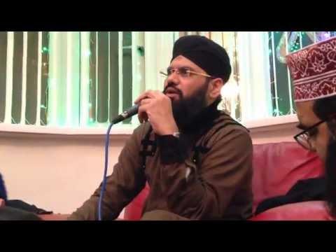 Ab To Bus Aik Hi Dhun Hai - Syed Furqan Qadri - Leicester 2015 video