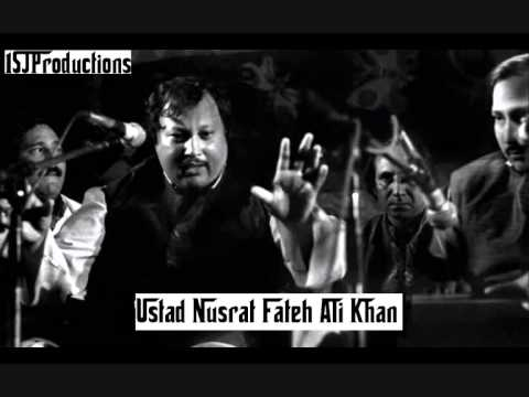 Meri Zindagi Hai Tu Remix - Ustad Nusrat Fateh Ali Khan - New Remix video