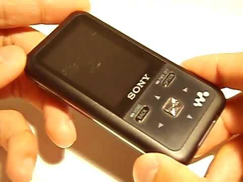 Sony Walkman MP3 Player Review