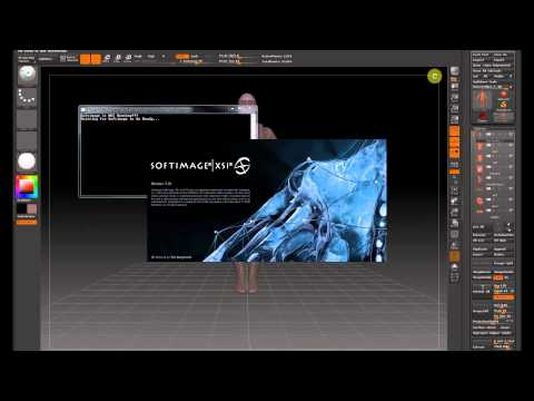 GoZ For Softimage Installation and Usage