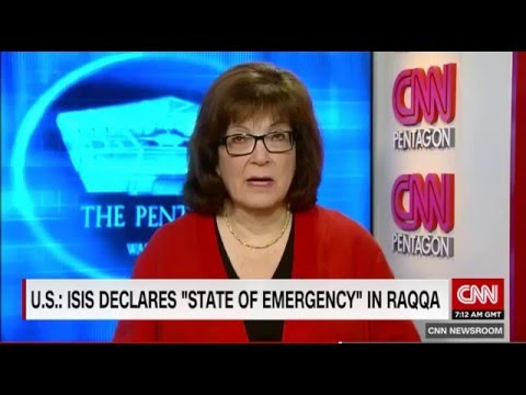 U.S.: ISLAMIC STATE Declares STATE OF EMERGENCY In Raqqa (Syria)