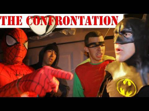 Batman : The confrontation