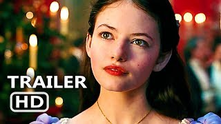 THE NUTCRACKER Official Trailer # 2 (NEW, 2018) Disney Four Realms Movie HD