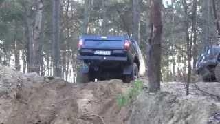 Toyota Hilux Mitsubishi Pajero offroad 4X4 4WD