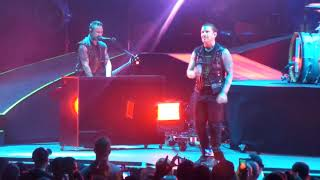 Shinedown Get Up Pittsburgh Pa 2018