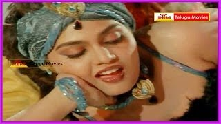 Peralai - Andaale Chandaale - Silk Smitha Lovely Song - In Kondaveti Dada Telugu Movie
