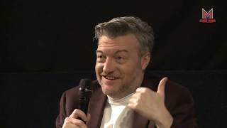 Masterclass Charlie Brooker & Annabel Jones (Black Mirror) - SERIES MANIA 2019
