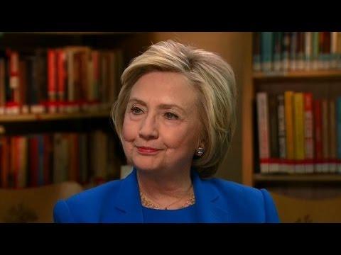 Clinton: 'No way' I won't be the nominee