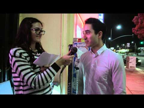 Interview With Chuck Criss!
