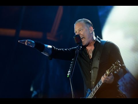 Metallica By Request Tour DVD ROMA 2014 - CREATED BY MILANICACHANNEL