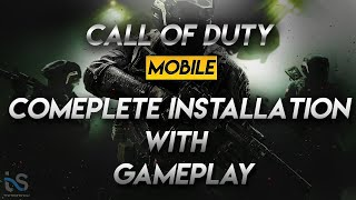 CALL OF DUTY Mobile- How to Install and Play COD Mobile in Any Country