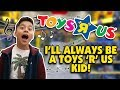 I DONT WANNA GROW UP - Toys R Us Jingle - Family Music Video w/Bloopers! COMEBACK???
