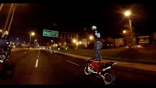 Blackout Stunt Ride | Chicago United | Killing the Streets