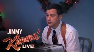 Jimmy Kimmel Lie Detective - Naughty or Nice Edition #3 | Jimmy Kimmel Live