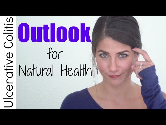 Managing Ulcerative Colitis Naturally: Outlook & Perspective