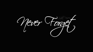 Watch Unseen Never Forget video