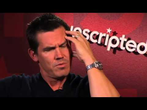 Unscripted with Josh Brolin and Elizabeth Banks