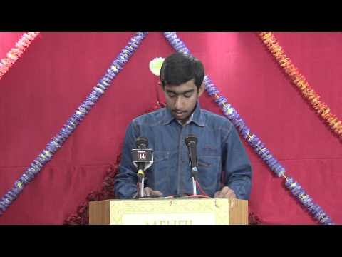 Qasida manqabat By Samar Sharif [jashn-e-wiladat-e-rasool-e-khuda(saww)] video