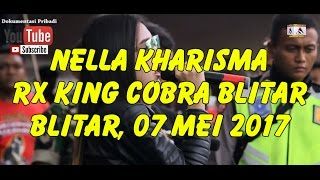 NELLA KHARISMA ~ RX KING COBRA BLITAR 07 MEI 2017