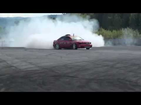 More Audi S4 AWD drift fun! Alm Racing!