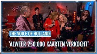 MAMMA MIA! bij The voice of Holland | MAMMA MIA!