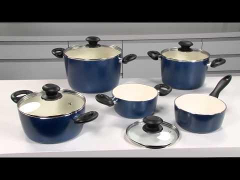 Cookware TESCOMA ecoPRESTO, set 9