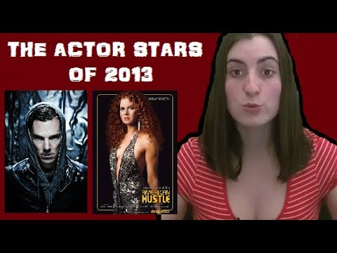 The Actor Stars of 2013
