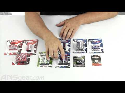 Energy Paintball Batteries - Review