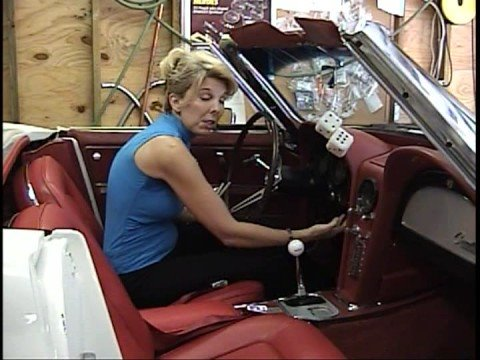 Do You Need To Work Behind Your Corvette Dashboard YouTube