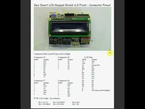 4x4 Matrix Membrane Keypad #27899 - Parallax Inc