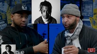 Joe Budden WARNED Dj akademiks about XxxTentacion before his death (Flashback)