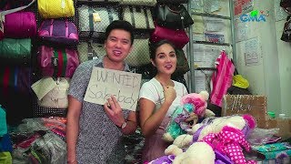 Thousanaire: Back-to-school challenge for Php 1000 with Kimpoy Feliciano | GMA One