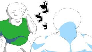 James vs. TimTom (Top 10 Anime Fight Scenes)