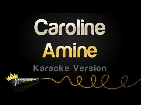 Aminé - Caroline (Karaoke Version)