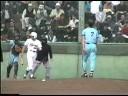 横浜商業・山口鉄也 センターカメラからの投球映像