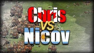 FASE FINAL VOTC - L_CLAN_CHRIS vs NICOV