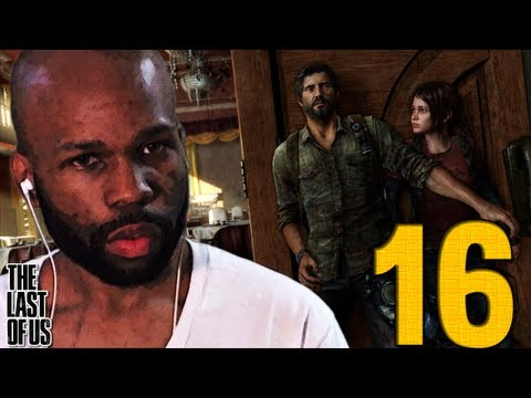 The Last of Us: Walkthrough Part 16 (The Last of Us Gameplay) (Lets Play/Playthrough) (PS3)
