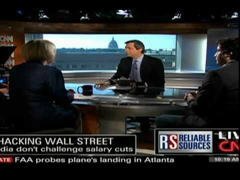 Whacking Wall Street - Media Reporting of Bonuses Differs - 10/25/09