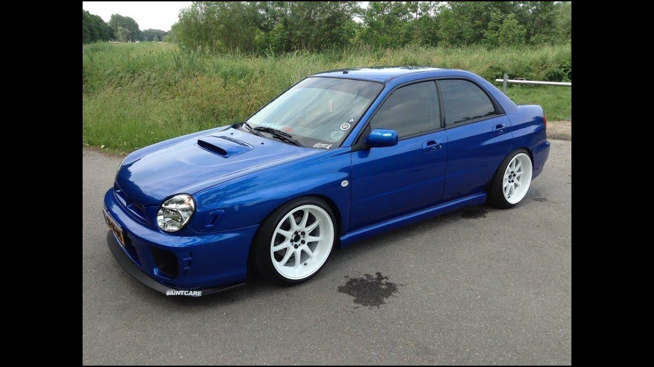 Subaru Impreza Wrx Antilag Exhaust Sound Youtube