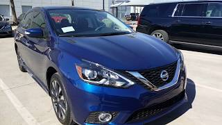 2018 Nissan Sentra SR. REVIEW FOR YOU