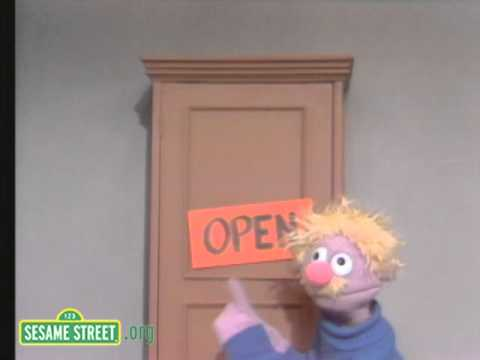 Sesame Street |  Open the Toy Closet | PBS