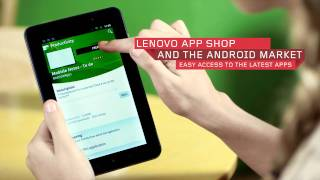 Lenovo IdeaPad Tablet A1_ Product Tour