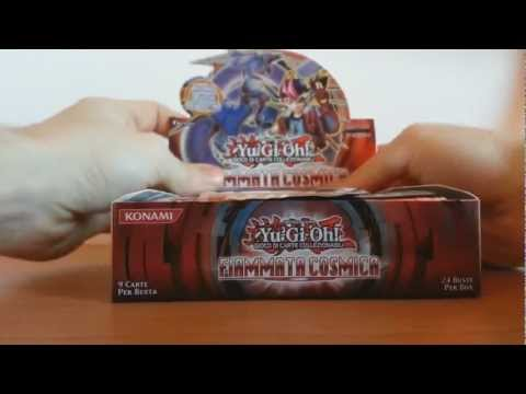 apertura-box-fiammata-cosmica-24-buste-yugioh.html