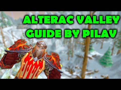 Pilav - Alterac Valley Guide - AN*L BALINDA TACTIC!