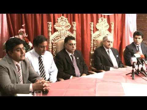 London media Q&A with President of Azad Jammu & Kashmir Sardar Yaqoob Ali Khan
