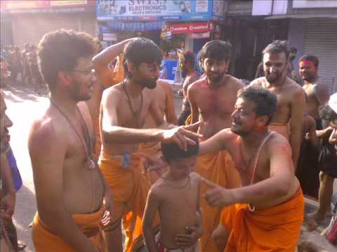 Ayyappa Thinthakathom Bhajan video