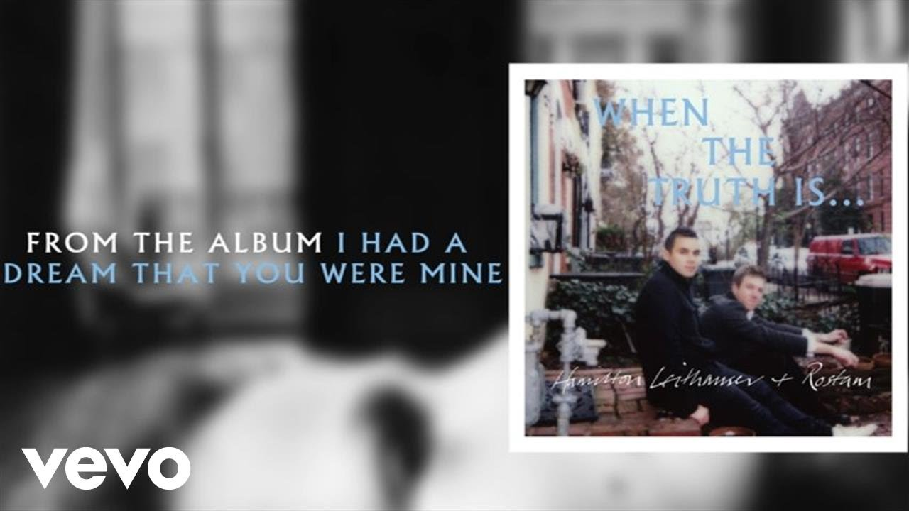 Hamilton Leithauser + Rostam - When The Truth Is... (Official Audio)